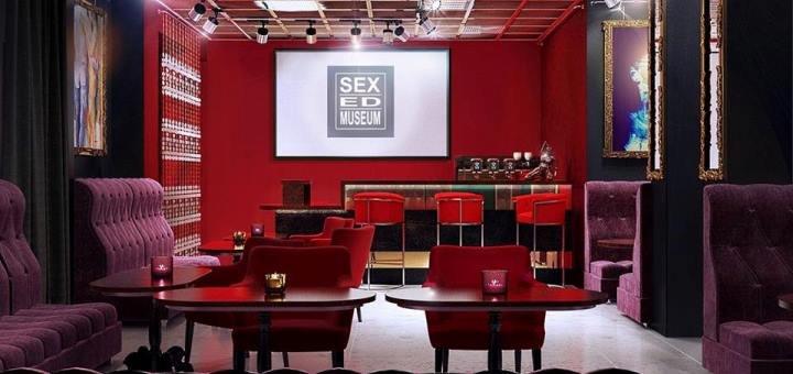 Ресторан сексом
