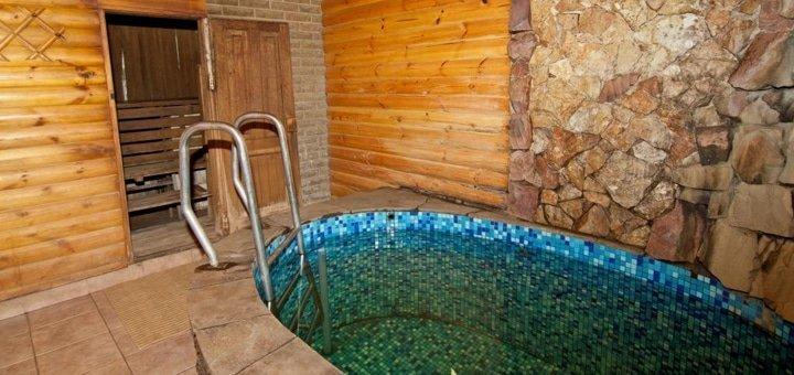 Отдых в банном комплексе «Калиновские бани»