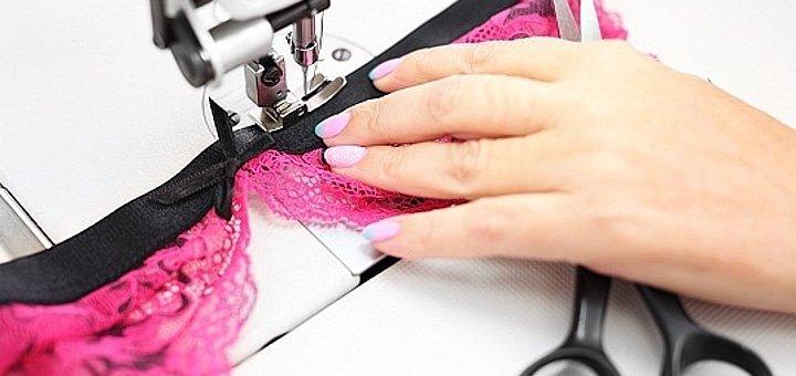 1 и 2 месяца обучения пошиву нижнего белья в школе швейного мастерства «Спрофи»