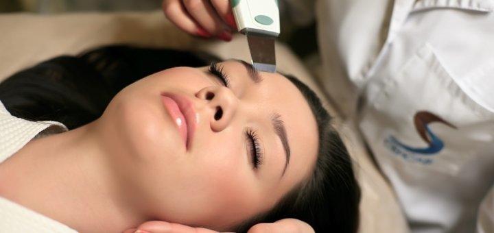 Скидка 30% на ультразвуковую или механическую чистку лица в студии красоты Ирины Никитиной