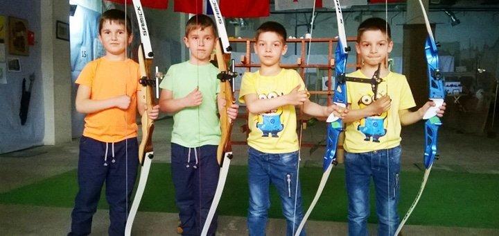 Скидка 25% на обучение стрельбы из лука от Донецкой областной Федерации стрельбы из лука