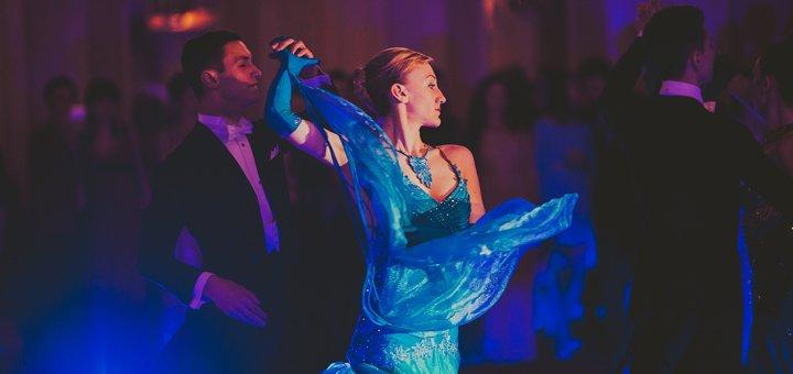 Парные уроки вальса, танго в группе бального танца «LUZ DE LUNA»