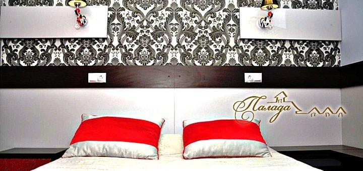 Лучший зимний отдых во Львове! 4 или 6 дней отдыха для двоих в отельном комплексе «Палада» от 1245 грн.!