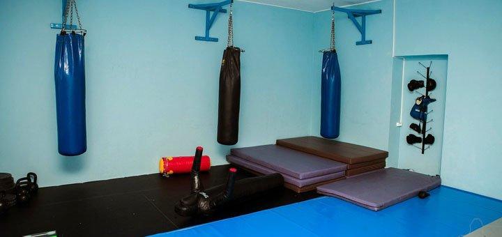 До 16 тренировок Crossfit в клубе «Крепкий Бетон»