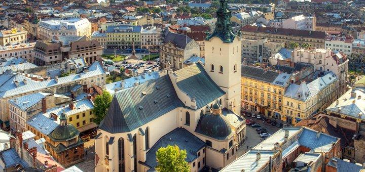 Автобусный экскурсионный тур «Майские праздники во Львове» от туристической компании «Твій Край»