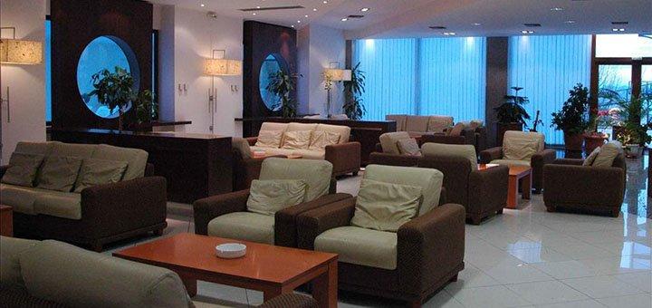 Скидка 36% на отпуск 9 ночей в Греции Aristoteles Holiday Resort & SPA 4*