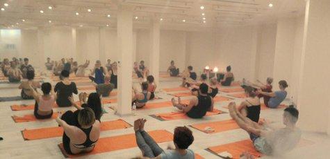 Goryachaya-yoga