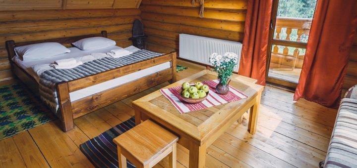 От 3 дней шикарного отдыха для двоих в отельном комплексе «Карпаты» в Мигово