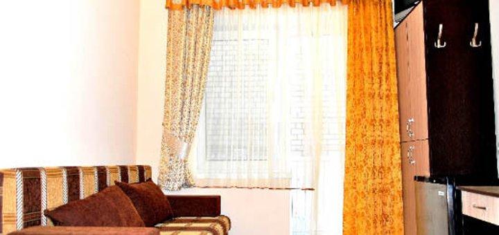 От 3 дней отдыха в июне для двоих в отеле «Айсберг» в Железном Порту