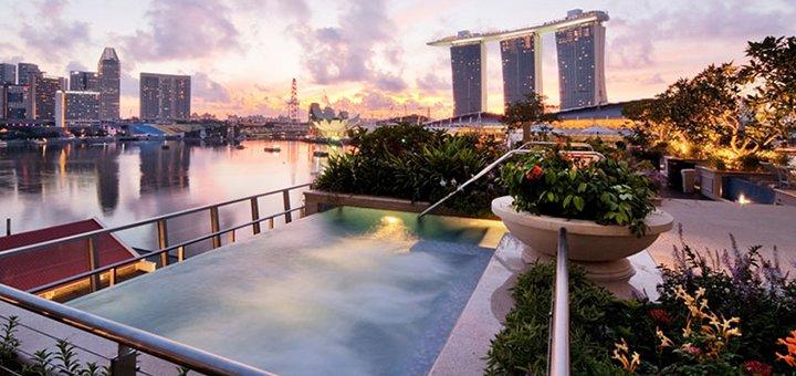 Лучшее предложение на отдых в Индонезии + Сингапуре от турагентства «Elang Tour»