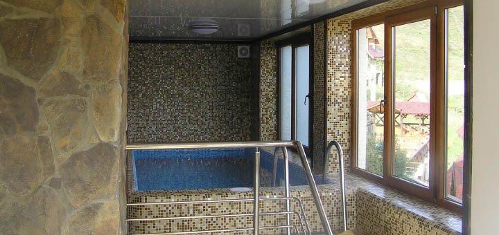 От 3 дней отдыха в апартаментах в частной усадьбе «Карпатская сказка» в Славском