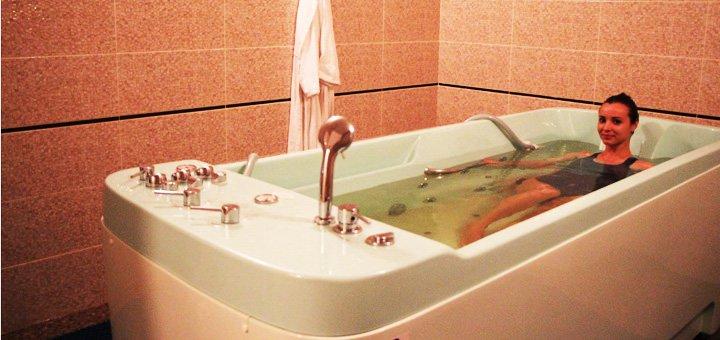 Релакс-зона + гидромассажная ванна в аквапарке «Dream Island»