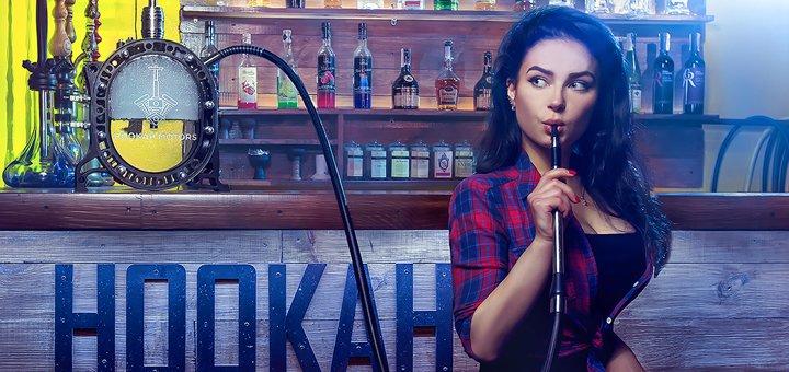 Кальян на выбор, чай или коктейли в сети кальянных «Hookah Nights»