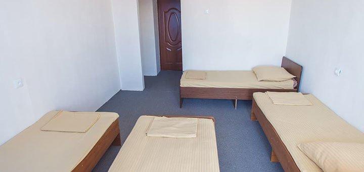 От 3 дней отдыха в бархатный сезон в отеле «Sky» в Коблево