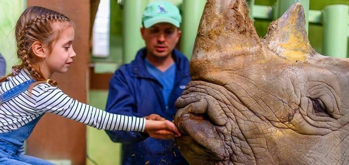 Два или три билета для взрослых и детей в зоопарк «XII Месяцев»