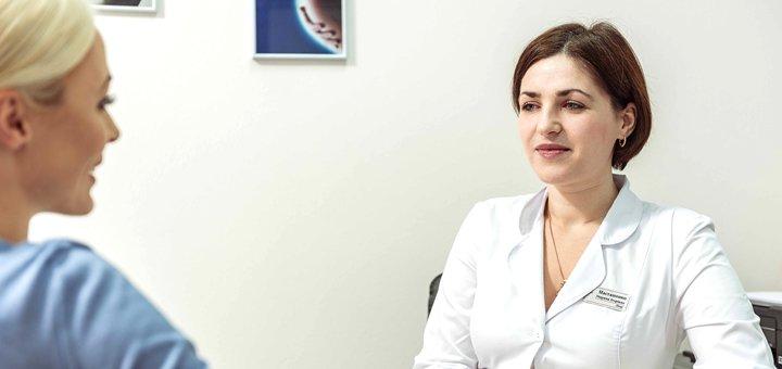 Консультация и УЗИ обследование у одного из 8 специалистов на выбор в «Гармония Здоровья»