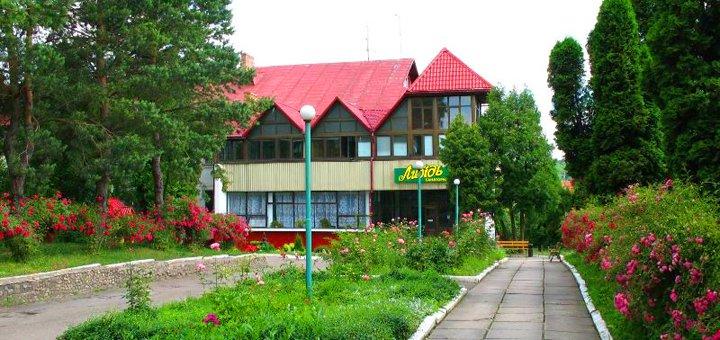 От 5 дней отдыха и оздоровления в санатории «Лыбидь» в Трускавце