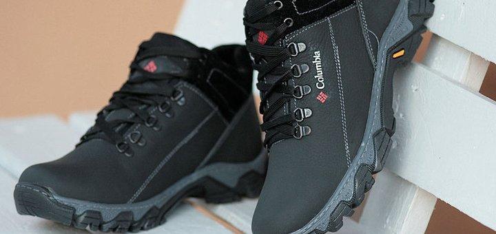 Скидки до 30% на мужские ботинки из искусственной кожи в интернет-магазине «Topik»