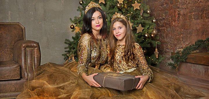 Новогодняя фотосессия на выбор от профессионального фотографа Irina Pasichna