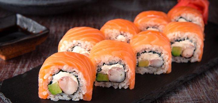 Суши, сеты и супы от суши-бара «SushiBento»