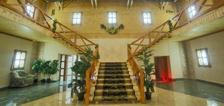 От 3 дней отдыха на Новый год с питанием в отеле «Маливо» в Яремче