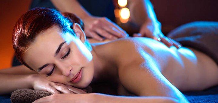 До 5 сеансов пенной spa-программы «Перезагрузка» в студии массажа «Городская Нимфа»