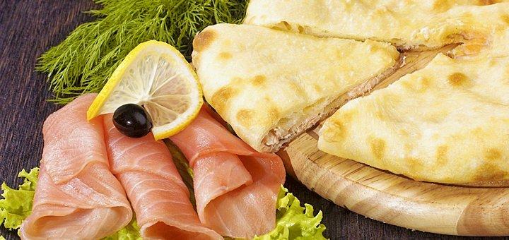Скидка до 50% на осетинские пироги от компании «Пять пирогов»