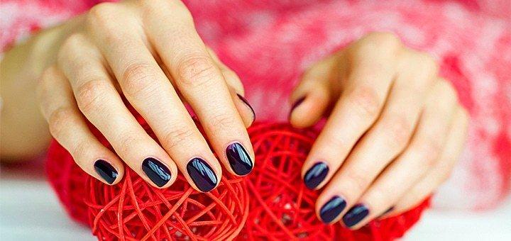 До 55% скидки на аппаратный маникюр и педикюр с покрытием ногтей гель-лаком от Алины Евдокимовой