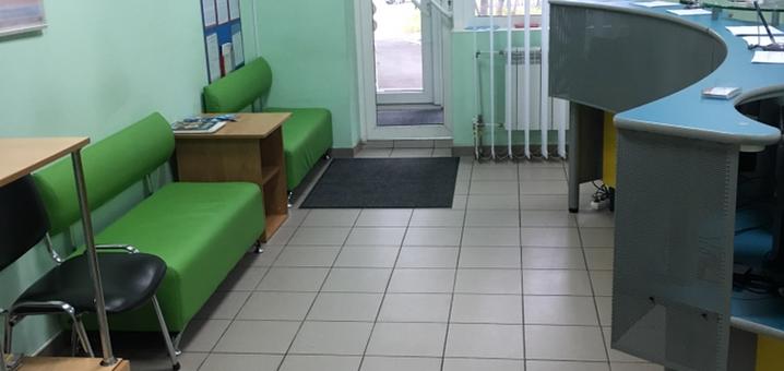 Обследование у терапевта с расшифровкой ЭКГ в медицинском центре «Мед+Ок»