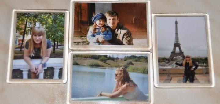 Печать ваших фотографий на магнитиках от студии фотопечати «Фигаро-Фото»