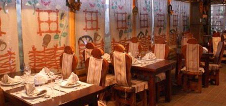 Скидка 30% на все меню и бар от ресторана «Серебряная подкова»