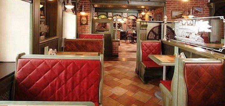 Скидка 50% на пиццу и 25% на проведение банкетов от пиццерии «Diner Pizza»