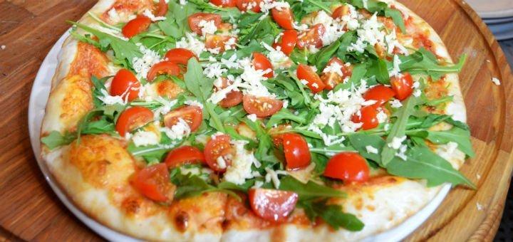 Знижка 50% на все меню піц від піцерії «Ciao Bella»