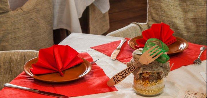 Кулинарный мастер-класс по приготовлению печенья курабье в ресторане «Блинофф»