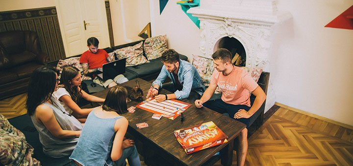 От 3 дней отдыха в «Kosher Hostel» в центре Одессы