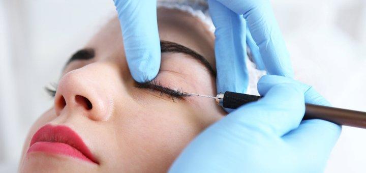 Скидка 20% на перманентный макияж бровей, губ и век любой техникой в салоне красоты «Надія»