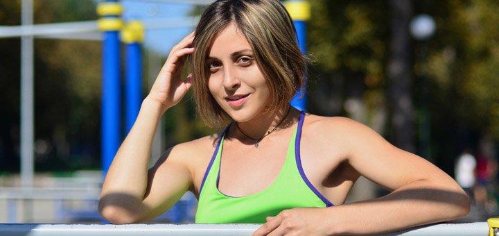 Разработка индивидуальной программы тренировок и питания от фитнес-тренера Ханны Яковенко