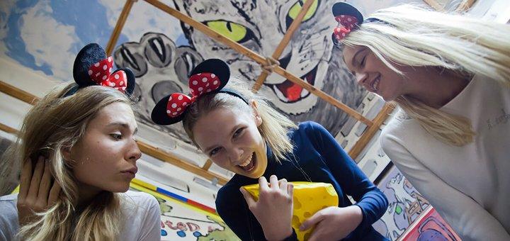 Посещение захватывающей квест-комнаты «Мышеловка» от «ZiGRAYMO»