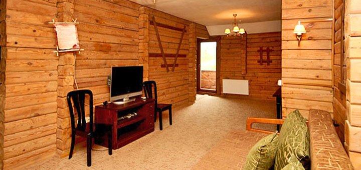 От 3 дней отдыха весной с пакетом дополнительных услуг в эко-отеле «Изки» в Закарпатье