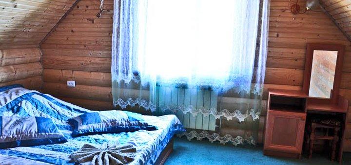 От 3 дней отдыха для компании до четверых в отдельном коттедже «Соломія» в Микуличине