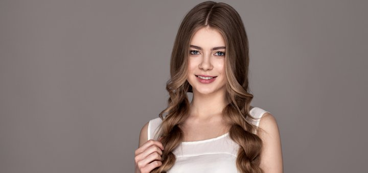 До 3 сеансов накрутки волос и обучение плетению в студии красоты и массажа Анны Викторовской