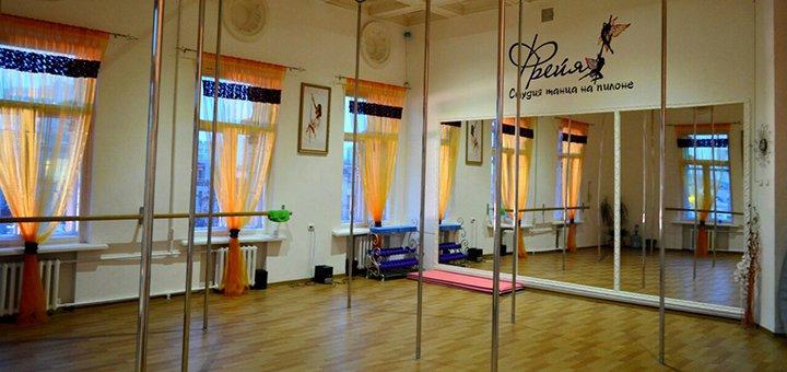 До 3 месяцев занятий stretching, йогой, fitness, twerk/booty dance в студии танца «Фрейя»