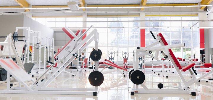 До 3 месяцев посещения тренажерного зала в фитнес-центре «Atlant GYM»
