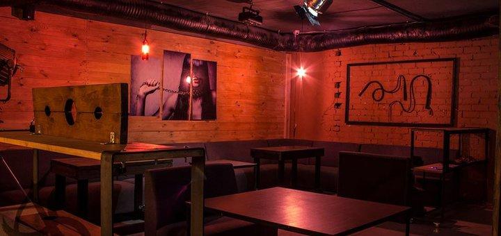 Скидка 30% на все меню кухни в тематическом бар-ресторане «The Cage»