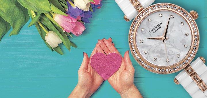 Скидка 18% на часы и аксессуары популярных брендов в магазине «Секунда»