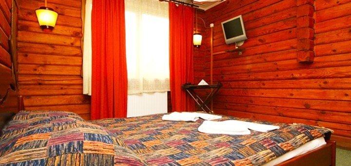 От 3 дней отдыха в мае с пакетом дополнительных услуг в эко-отеле «Изки» в Закарпатье
