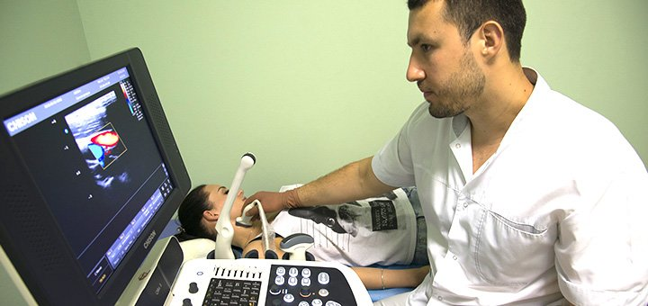 Полное УЗ-обследование всего организма в многопрофильной клинике «Доступный доктор»
