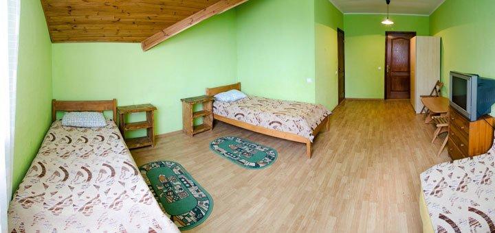 От 3 дней отдыха в декабре под Новый год с питанием в отеле «Дзвінка» в Славском