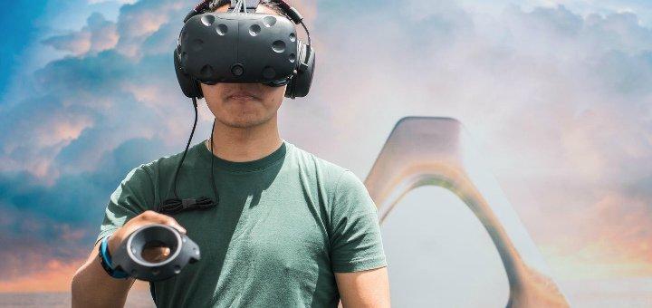 Скидка 50% на игры в виртуальной реальности от «Rental Center»
