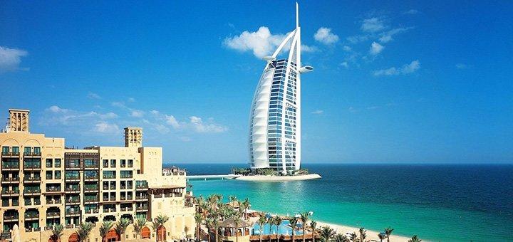✈ 8 дней отдыха All Inclusive для двоих в отеле «Royal Hotel Sharjah» в ОАЭ по горящей цене